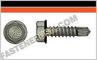 Strong-Drive ® XE EXTERIOR STRUCTURAL METAL Screw