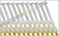 21° Plastic Collated Full Round Head Framing Nails