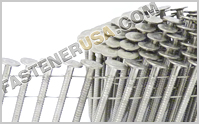 Stainless Steel Coil Roofing Nails