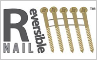 Reversible Nails (Collated Screws)