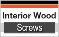 Interior Wood Screws