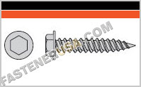 Metal-Panel Screw