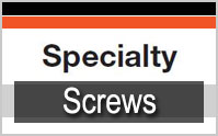 Specialty Screws