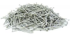 """3"""" x 10-GAUGE 10D RING 304 STAINLESS DECKING NAILS 25lb"""
