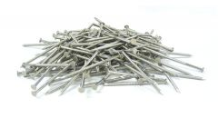 """2 1/2"""" x 12-GAUGE 8D RING 304 STAINLESS BOX NAILS 5lb"""
