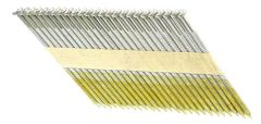 """3"""" x .120 RING 304 STAINLESS STRIP NAILS 34 DEGREE CLIPPED HEAD 250ct MiniPak"""