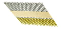 """3"""" x .131 SMOOTH 304 STAINLESS STRIP NAILS 34 DEGREE CLIPPED HEAD 250ct MiniPak"""