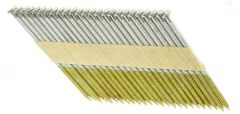 """3 1/4"""" x .131 RING 304 STAINLESS STRIP NAILS 34 DEGREE CLIPPED HEAD 250ct MiniPak"""