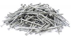 """6"""" x 2-GAUGE 60D SMOOTH HOT GALV COMMON NAILS 25lb"""