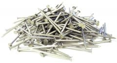 """1-1/4"""" x 14-GAUGE 3D SMOOTH 304 STAINLESS COMMON NAILS 25lb"""