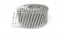 """2"""" x .093 RING A153-D HOT DIP COIL NAILS 15 DEGREE WIRE 3.6M Box"""