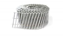 """2"""" x .093 RING A153-D HOT DIP COIL NAILS 15 DEGREE WIRE 1.8M SidePak"""