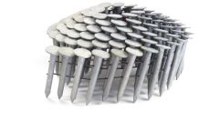 """1 1/4"""" SMOOTH A153-D HOT DIP COIL ROOFING NAILS 3.6M Box"""