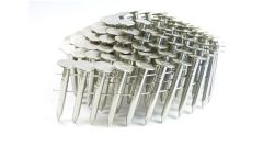 """1 1/4"""" SMOOTH 304 STAINLESS COIL ROOFING NAILS 600ct MiniPak"""