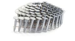 """1"""" SMOOTH A153-D HOT DIP COIL ROOFING NAILS 3.6M Box"""