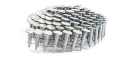 """3/4"""" RING A153-D HOT DIP COIL ROOFING NAILS 3.6M Box"""