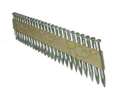 """1 1/2"""" x .148 SMOOTH GALVANIZED NAILS FOR POSITIVE PLACEMENT 3M Box"""