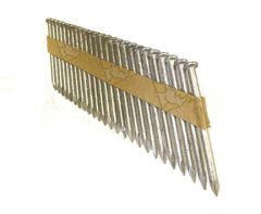 """2 1/2"""" x .148 SMOOTH HOT DIP NAILS FOR POSITIVE PLACEMENT 2.5M Box"""