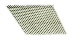 """3"""" x .120 RING 304 STAINLESS STRIP NAILS 28 DEGREE 2M ProPak"""