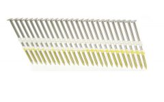 """2 3/8"""" x .113 SMOOTH 304 STAINLESS STRIP NAILS 21 DEGREE 250ct MiniPak"""